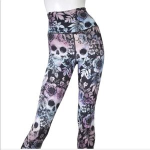 Evolution and Creation Athletic Leggings XS